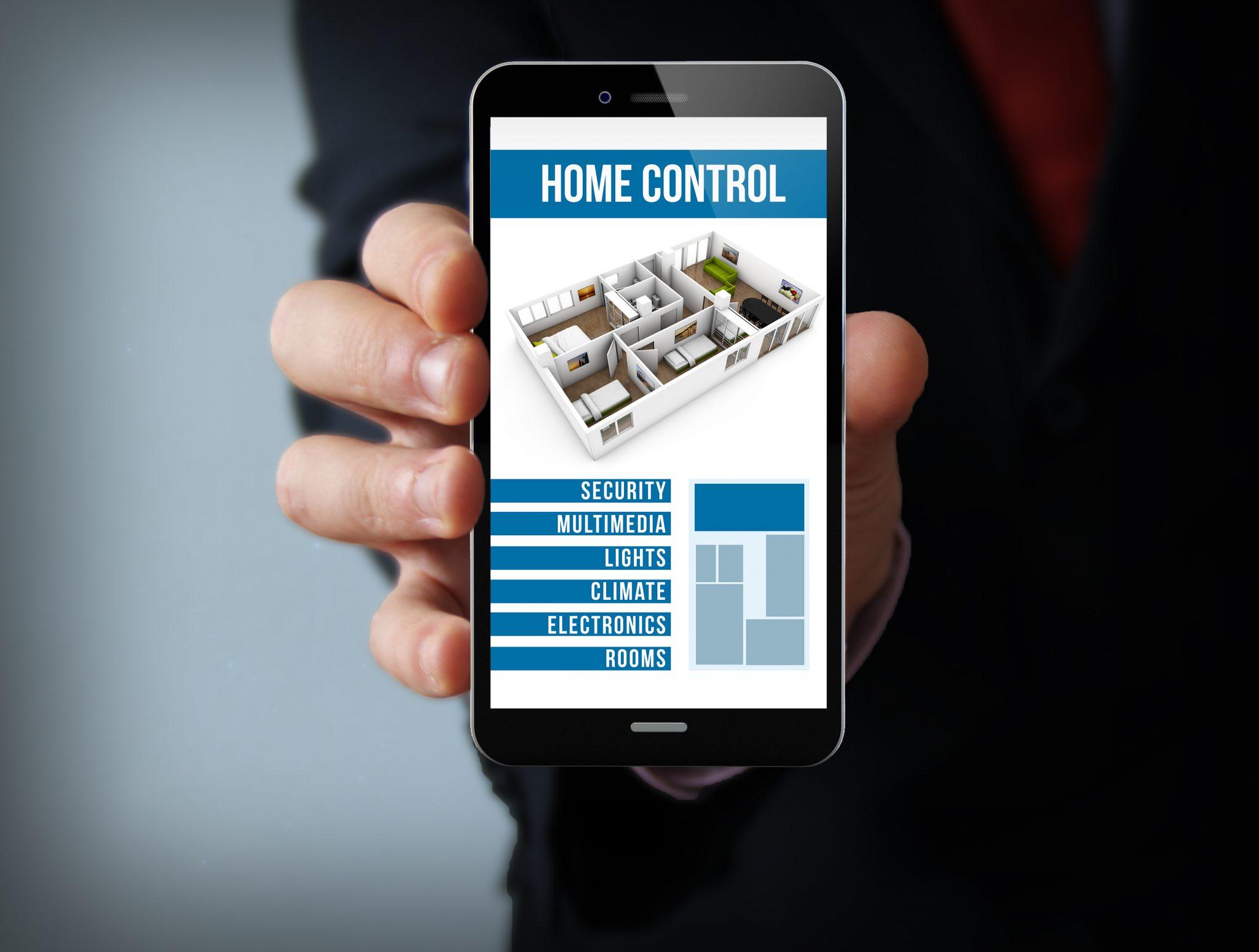 Home control-gsm
